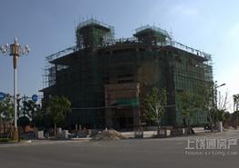 上饶龙湖一品项目工程进展情况
