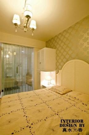 后现代欧式装修风格:卧室设计